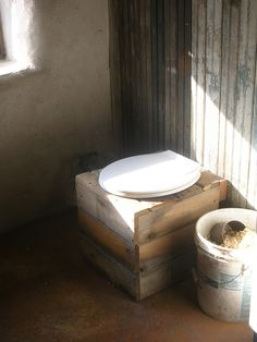 Ecovillage Musings: Don't be Afraid! Composting Toilets at Dancing Rabbit Ecovillage