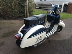 Vespa Motorcycles & Scooters for sale Scooters For Sale, Motor Scooters, Vespa Scooters, Retro Scooter, Best Scooter, Vespa Images, Vespa Motorcycle, Bike, Vespa Super