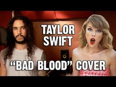 Taylor Swift Bad Blood Covered 20 Different Ways | Teen Vogue