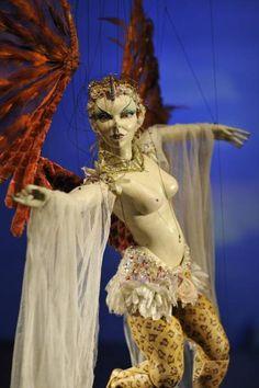 William Shakespeare: A Midsummer Night's Dream  Salzburg Marionette Theatre