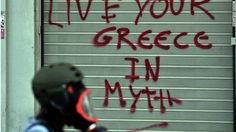 Live your Greece in Myth Breaking News Today, Cleaning Walls, Tag Photo, I Smile, Live For Yourself, Greece, Politics, Neon Signs, Entertaining