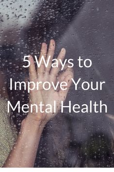 Your mental health affects not only you but your friends and family. Learn how to take charge of your mental health and create habits that will improve your mental health. Nutrition And Mental Health, Improve Mental Health, Nutrition Guide, Health And Wellness, Health Fitness, Mental Help, Nutrition Activities, Health App, Brain Health