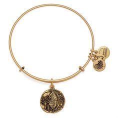 Elder Charm Bangle, Rafaelian Gold Finish ($28) ❤ liked on Polyvore featuring jewelry, bracelets, rafaelian gold finish, charm bracelet bangle, bangle charm bracelet, alex and ani, alex and ani bangles and charm bangle