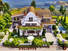 Created By Juliette Created for: The Sims 4 No CC Cheats I've used: -> bb.moveobjects Value: 227704 Bedrooms: 5 Bathrooms: 3 Stories: 2 Lot size:. Sims 4 Pets, Sims 3, Sims 4 Controls, The Sims 4 Lots, Sims 4 House Building, Sims 4 House Design, Casas The Sims 4, Play Sims, Sims Four