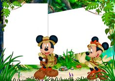 AWESOME Site for Disney PNG images for Park invites, letters etc