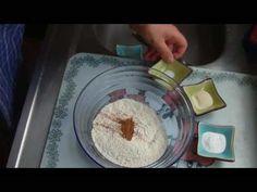 Muffin à la Banane et au Chocolat - YouTube