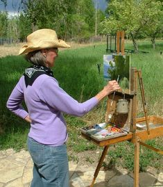 Plein Air Art Supplies: Choosing the Right Paint Box #painting #outdoors #artsupplies