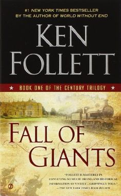 Fall of Giants: Book One of the Century Trilogy by Ken Follett http://www.amazon.com/dp/0451232852/ref=cm_sw_r_pi_dp_Hpi.tb05K0T6T