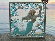 Jolting cool tips coastal crafts kids coastal exterior hampton style coastal architecture exterior colors tiny coastal cottage coastal exterior hampton style – Artofit Sea Glass Crafts, Sea Crafts, Mosaic Crafts, Sea Glass Art, Rock Crafts, Mosaic Art, Stained Glass, Seashell Art, Seashell Crafts