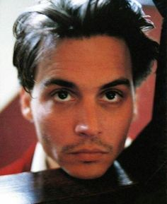 Johnny Depp, so beautiful!