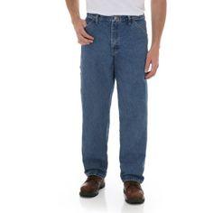 Rustler - Men's Carpenter Jeans, Size: 30 x 32, Blue