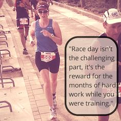 Taking on the challenge of an Ironman competition - view from the inside from Maryborough Club's trainer Sinead.