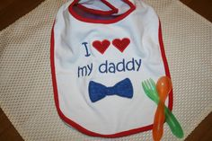 Doctor Who Heart Heart Tardis Applique Bib, Dr Who Baby Bib, Fathers Day Gift, New Baby Gift on Etsy, $12.50