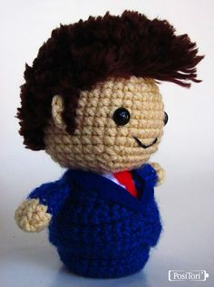 Woodstock Amigurumi Free Pattern : 1000+ images about dr who on Pinterest Amigurumi ...