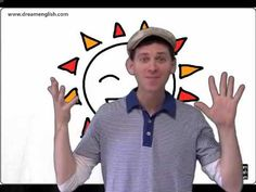 Weather Song For Kids: The Sun Comes Up! - YouTube. More Vocabulary and actions for the little ones. Well worth revisiting as often as it is possible to do.