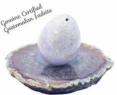 Lavender Jade Yoni Eggs, Authentic, Seventy five for a large