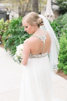 Stylish Peach Wedding - Belle The Magazine Wedding Picture Walls, Hayley Paige Bridal, Cinema Wedding, Bridal Salon, Wedding Gallery, Bridal Boutique, Bridal Looks, Wedding Gowns, Flower Girl Dresses