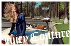 SUBURBIA Art Direction & Design for Juicy Couture