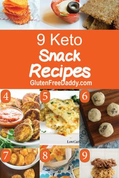 18 of the Best Ever Keto Snacks (Recipes & Snacks to Buy)