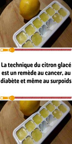 The iced lemon technique is a cure for cancer with diabetes and even overweight, Lemon Benefits, Vitamins And Minerals, Healthy Drinks, Detox, The Cure, Nutrition, Ice, Cure Diabetes, Cancer Cure