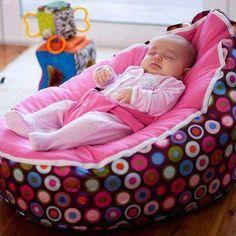 Bean bag chair for infant