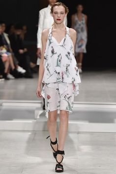 Chalayan Spring 2016 Ready-to-Wear Collection - Vogue