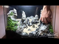 Top 10 bellissime cascate in acquario. Waterfall Underwater. - YouTube