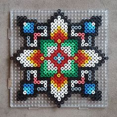 Hama perler bead design by solstrikke