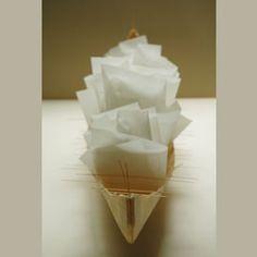 Marlis Maehrle   paper-boat  http://www.papierzeichen.de