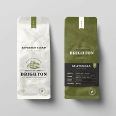 The Best Design Examples Infinite Inspiration Coffee Packaging, Bag Packaging, Packaging Design, Guatemala Coffee, Vintage Designs, Retro Vintage, Isometric Design, Kraft Paper, Your Design