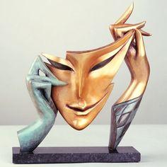 Modern home design collection в 2019 г. Abstract Sculpture, Sculpture Art, Abstract Art, Deco House, Fantasy Angel, Art Deco Tattoo, Modern Art, Contemporary Art, Sculptures Céramiques