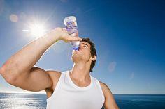 """""""Una pérdida brusca de un par de litros, puede generar serios trastornos en el metabolismo y afec..."""