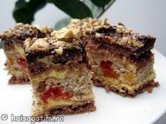 Sweet Pastries, Food Cakes, Cake Recipes, Goodies, Ice Cream, Diet, Baking, Desserts, Decor