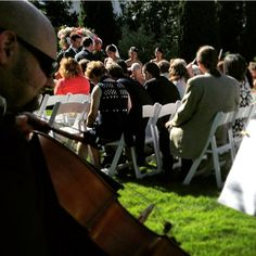 nice vancouver wedding One of our keyboard and cello duos playing at a gorgeous @hycroftuwcv wedding yesterday. #musicaloccasions #weddingmusic  #vancouverwedding #vancouverwedding