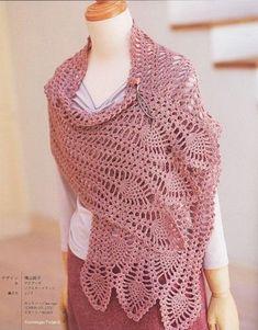 Kira scheme crochet: Scheme crochet no. 1401