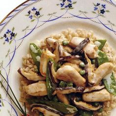 Although you'll pay more for shiitake mushrooms, their flavor is woodier and richer than white mushrooms and well worth the extra expense.