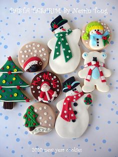 2010 NEW YEAR COOKIES | Flickr - Photo Sharing!