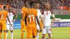 Ivory Coast 0-2 Morocco - All Goals - 2018 FIFA World Cup Russia Qualifi...