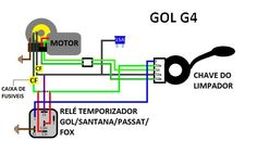 Resultado de imagem para esquema eletrico do gol g4 2006