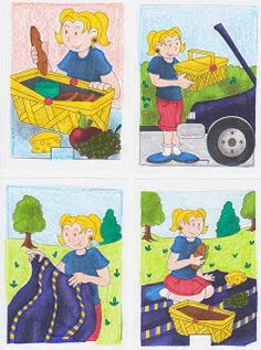 Sárinka-svet-za-zrcadlem-autismus: Opět posloupnost