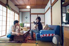 和室と洋家具、畳に住まう一軒家 - R-STORE FRIENDS