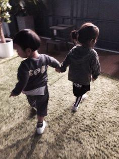 Cute Asian Babies, Korean Babies, Asian Kids, Asian Cute, Cute Babies, Baby Kids, Cute Little Baby, Cute Baby Girl, Baby Boy