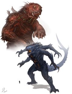 Siege-of-the-Monsters by Davesrightmind.deviantart.com on @DeviantArt