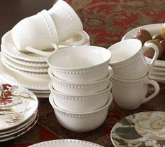 love these dishes. @ Wal-Mart and are Pottery Barn look alikes ...