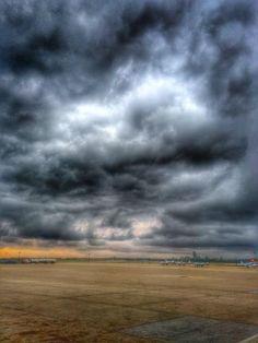 At Eppley Airfield near Omaha, NE. 6-3-14
