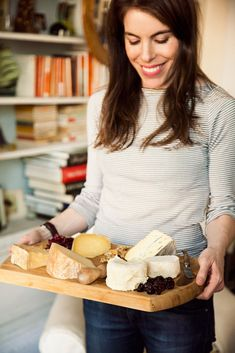 A Handy Guide to Creating the Perfect Cheese Plate | A Cup of Jo
