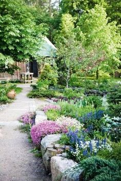 garden path by Buckwheat Beth