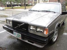 1985 Volvo 740 Turbo Diesel Wagon