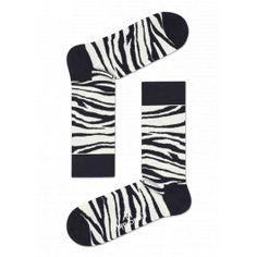 Farete follie per le nostre calze della collezione Zoo. Questo design monocromatico si ispira alle zebre, con righe nere irregolari sparpagliate su uno sfondo bianco frizzante. Tallone, punta e bordo in nero conferiscono a queste calze un look elegante e raffinato, rendendole adatte sia per riunioni aziendali, che per un safari. Realizzate in cotone pettinato per offrire un maggiore comfort, sono disponibili in varie misure per uomo e donna.
