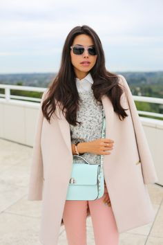#pink #pastel #outfit #streetstyle